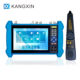 Wholesaler Kangxin pro CCTV tester 7 inch 1920*1200 resolution IPS touch screen 4K IP 8mp ahd/cvi/tvi sdi/ 6 in 1