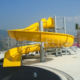 Professional Manufacturing Fiberglass Water Slide for Sale Swimming Pool Slide
