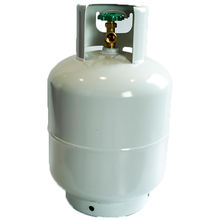 Refillable Propane Gas Tank LPG Gas Cylinder 9KG 20KG Factory Price Mexico Colombia Panama Guatemala