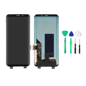 Free Tools Original Oled Lcd Touch Screen Display for Samsung galaxy S4 S5 S6 S7 S8 S9 S10 Edge Plus Active
