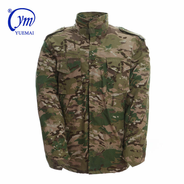 Military tactical jacket waterproof CP army uniform tc m65 jacket CLASSIC M65 ARMY COMBAT FIELD JACKET M-65 COAT PARKA + LINER