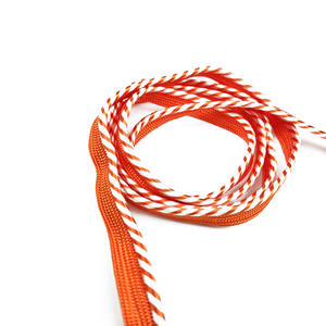Factory Direct Sell lace tube elastic webbing trim piping cord