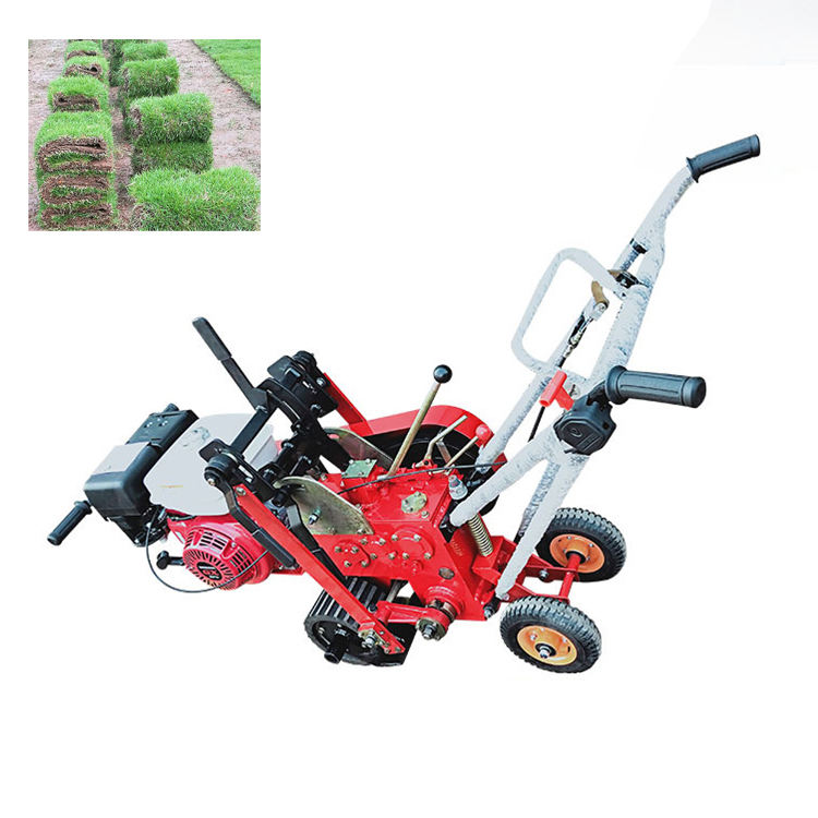 Professional Gas Power Grass Sod Cutter