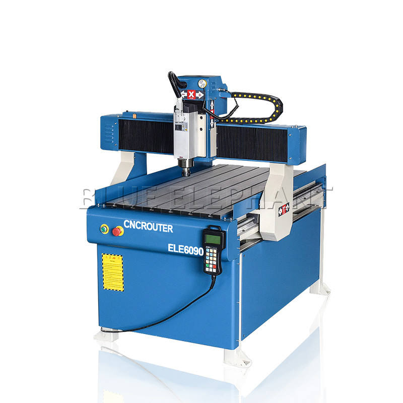 Small wood cutting machine cnc router 6090