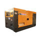 CE & ISO approved three phase electric generator 40kw 50kva super silent diesel generator