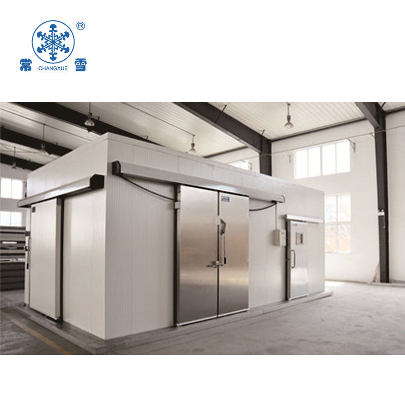 high quality walk in cooler with pu sandwich panels for cold room construction