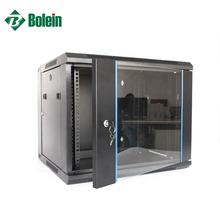 DDF Waterproof 19'' 600mm Single Section Rack Wall Mounted Mini 4U 6U 9U Network Server Rack 12U 15U 18U