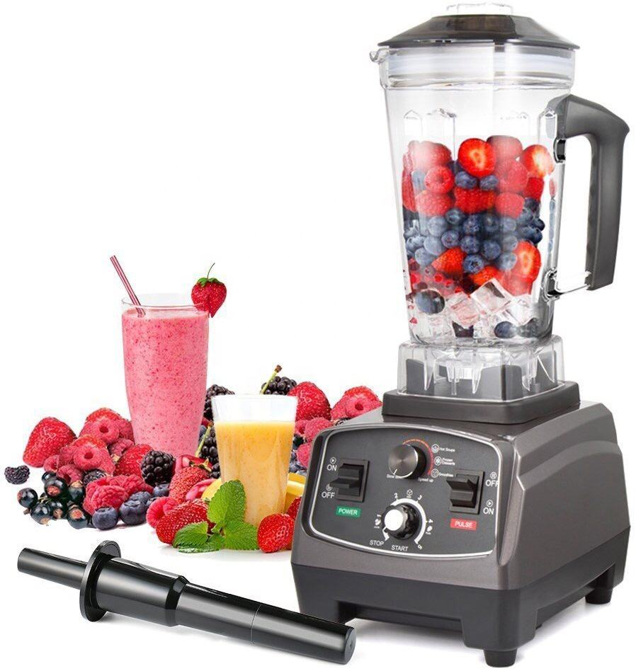 heavy duty fruit smoothie maker commercial blender food mixer Juicer Ice Blender