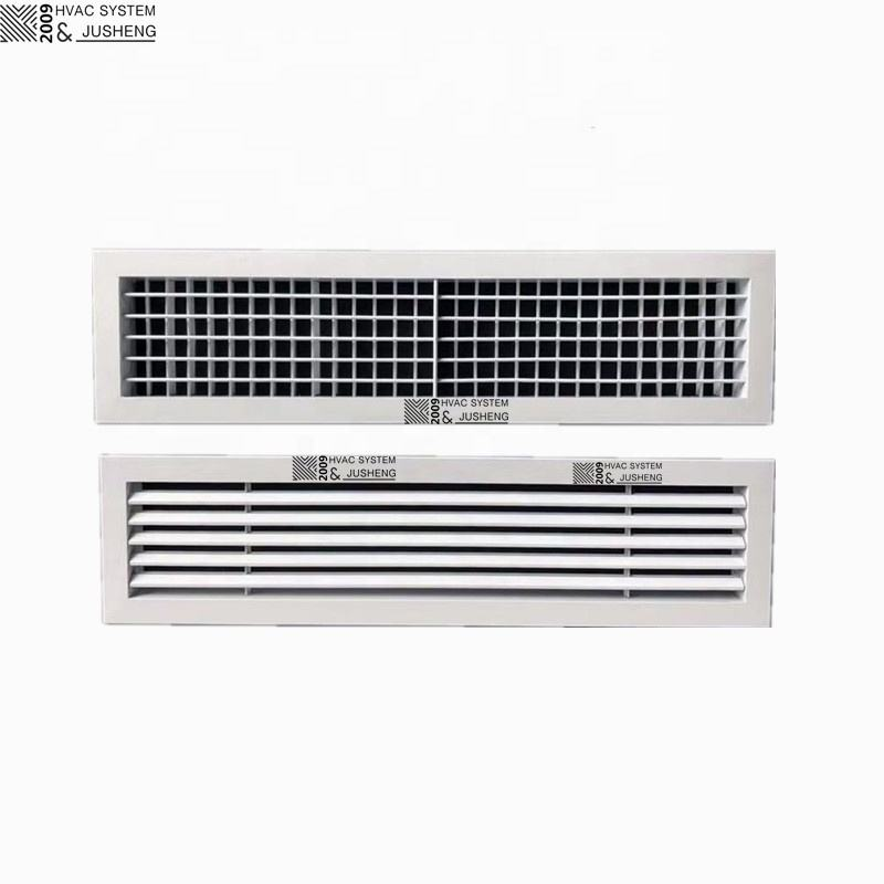 Door ventilation grille air vent cover Gravity Louver