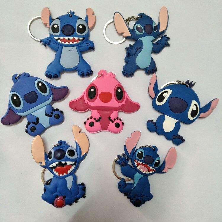 Wholesale Stitch Cartoon Keychain
