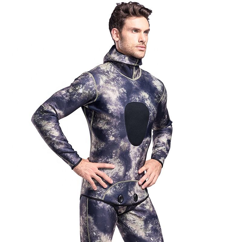 Factory Free Sample High Quality Professional Hot Sale Rubber Diving Wetsuit 1.5mm