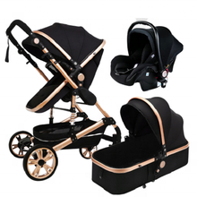 2020 baby stroller China Manufacturer luxury baby buggy 3 in 1 Travel System Baby Pram