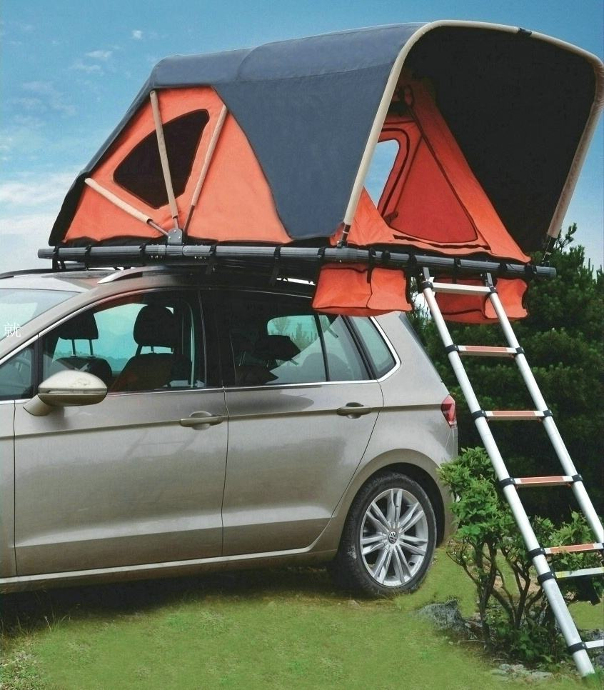 JWY-002 Hot sale outdoor suv car camping roof top tent