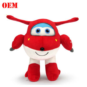 Promotional Anime Soft Custom Plush Doll For Children