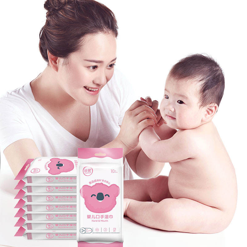 Wipe Tube for Baby Private Label Baby Wipes Sensitive Comfort Baby Wipes
