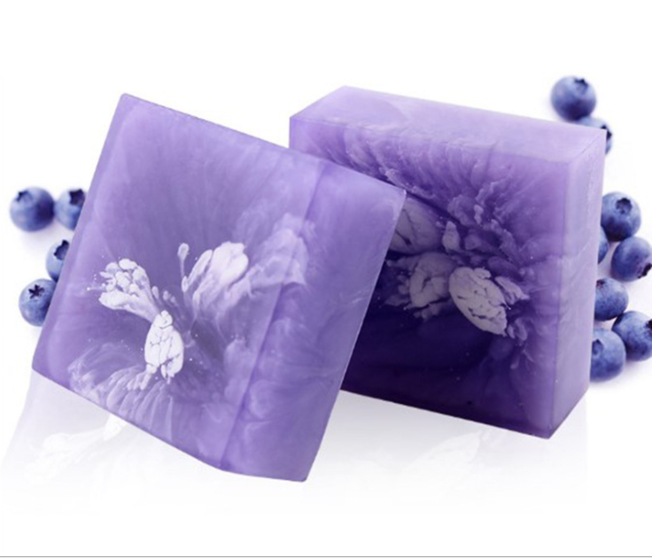 organic handmade natural bath soap packaging hotel soap bar blueberries bars making skin whitening soap