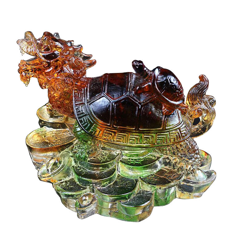 Tortue dragon Super septembre, fengshui liui, tortue