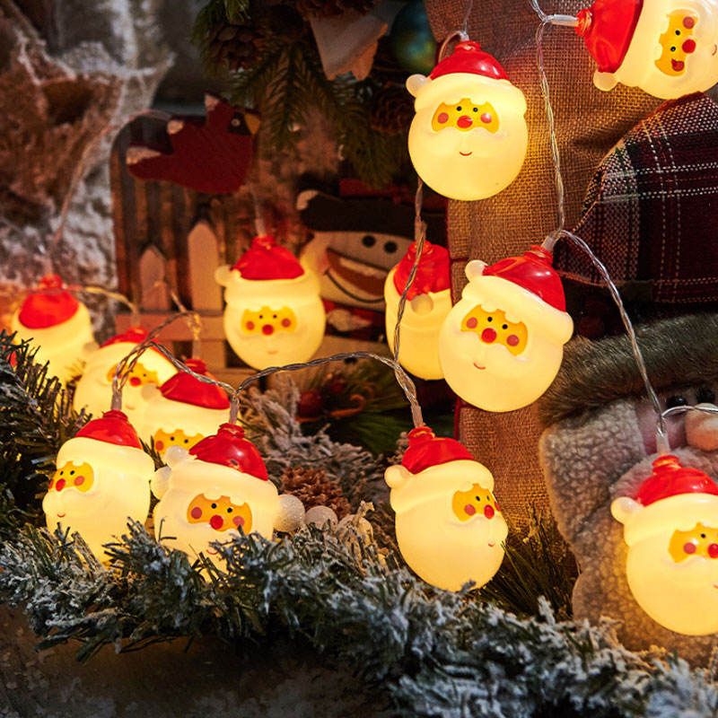 10, 20, 40Leds,ตกแต่งString Light USB LED Christmas Light