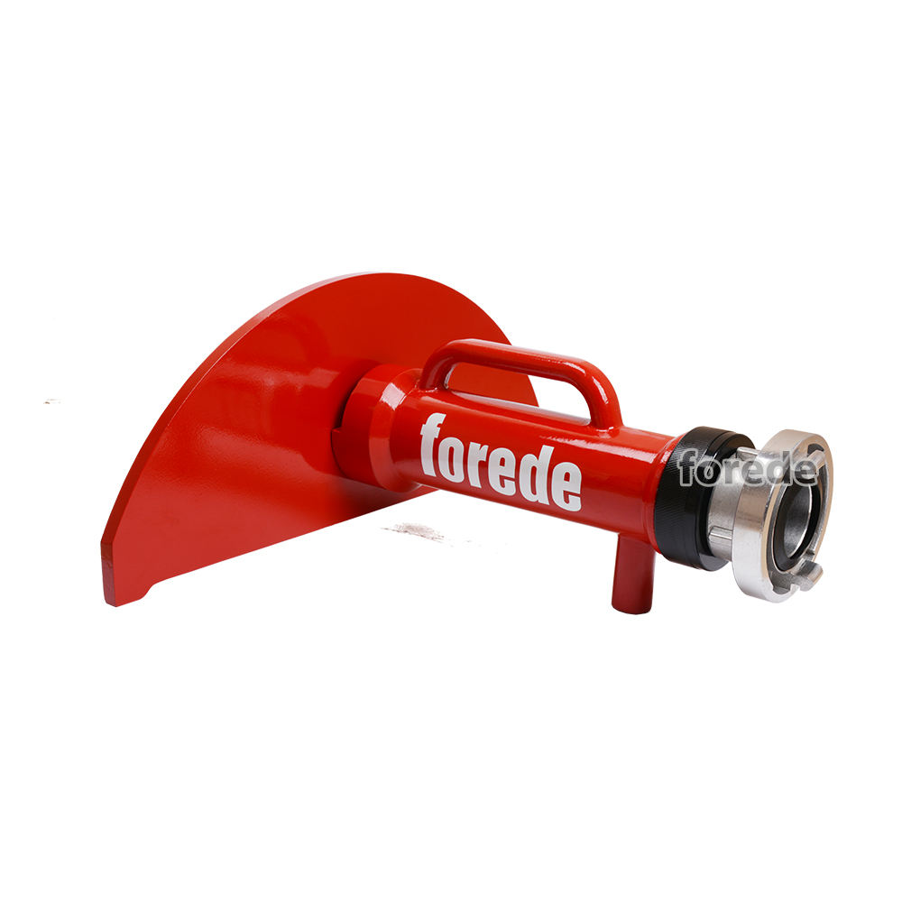 forede 500LPM Water Wall/Shield Fire Nozzle With Hydroshield