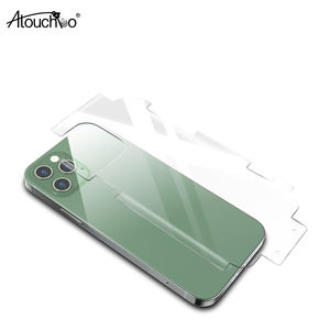 Atouchbo New Arrival 8in1 Full Cover Screen Protector Phone Case Set for Apple iPhone 12 mini Pro Max Full Series