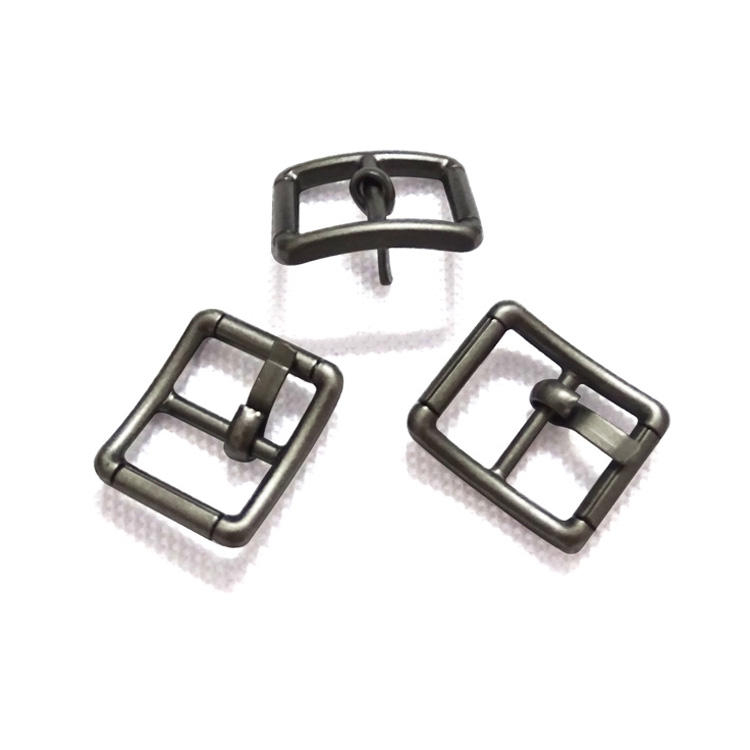 JKB-1606 High quality custom side bar roller buckle pin metal buckle for belt