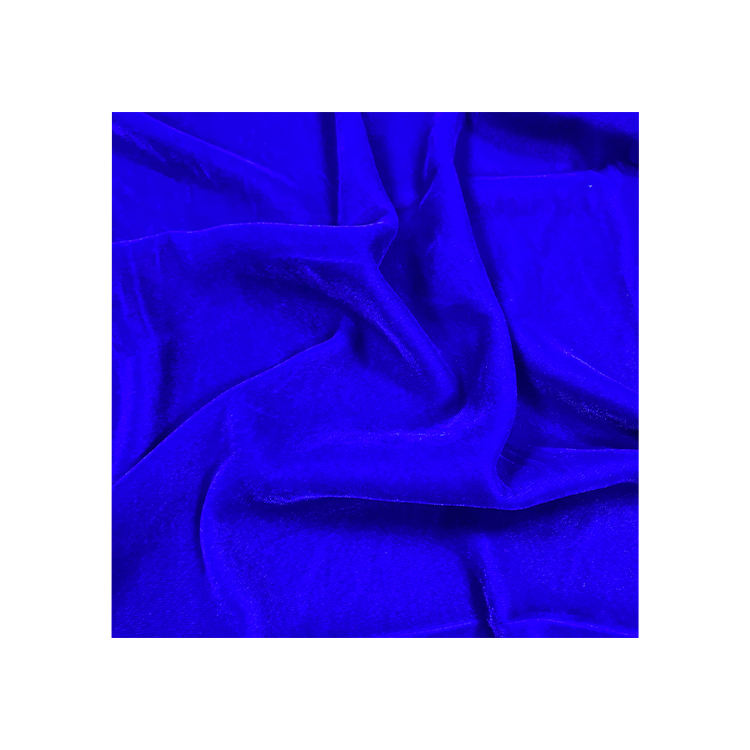 alibaba China textiles 100 polyester woven technic blue violet velvet fabrics 9000