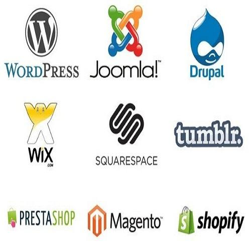 Web Design In Wordpress, Joomla, Magento, Shopify, Prestashop