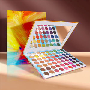 L106 Private Label Trucco Glitter Eyeshadow Palette