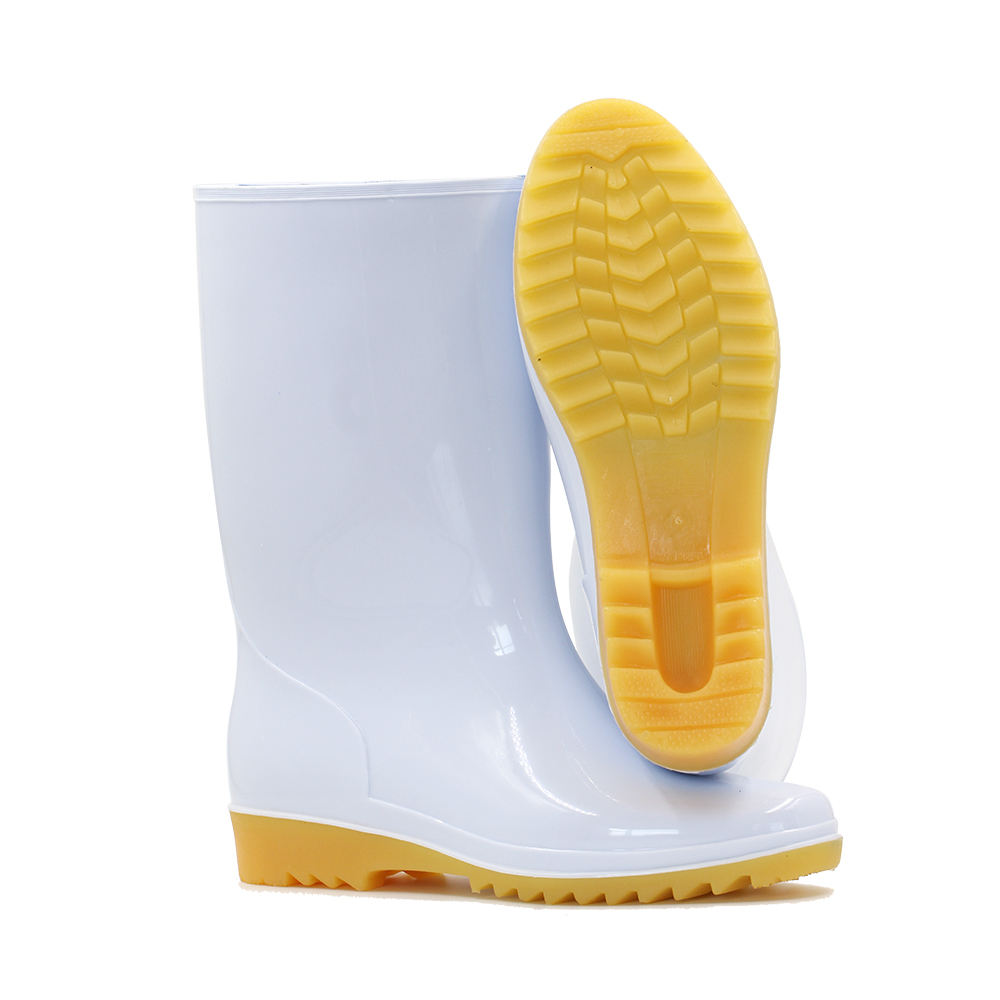 High quality cheap pvc rain work wellington boot