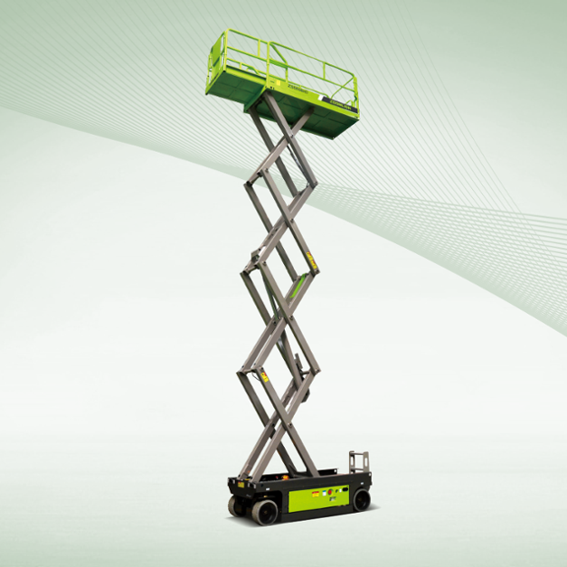 Hot Sale HD series scissor lifts are hydraulic pump-driven products ZS0808HD