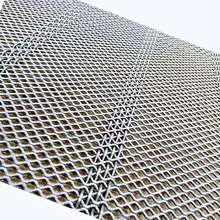 China wholesale manganese stainless steel  crimped woven wire mesh