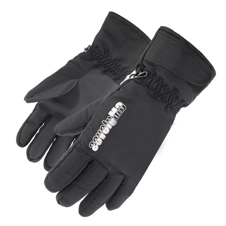 Recycled Warm Waterproof Snowboard Touch Screen Women the Best Ski Gloves