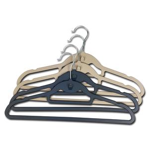 GloryMM ulti Purpose Tie Hanger Rotating Scarf Scarf Coat Rack Hole Closet Belt Organizer Hanging Hanger,Blue