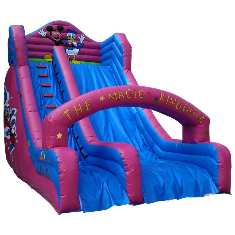 2021 HOT customized china inflatable slide giant inflatable slide for sale