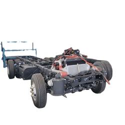 Dongfeng 12m bus chassis for sale