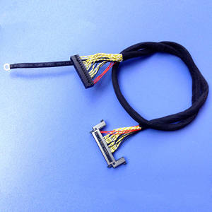 100 pieces Headers /& Wire Housings 30P 1.0MM PITCH HDR R//A SMT