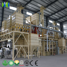 Chinese Green Mung Bean Corn Seed Cleaning Calibration Sorting Plant