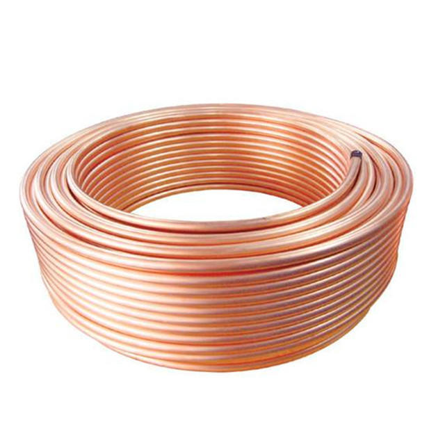 copper coil pipe