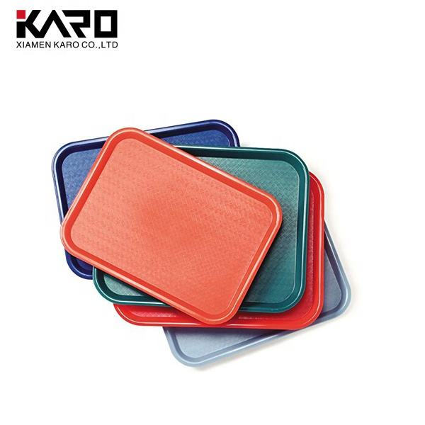 Plastic Injection Molding Tray Plastic Food Service Tray