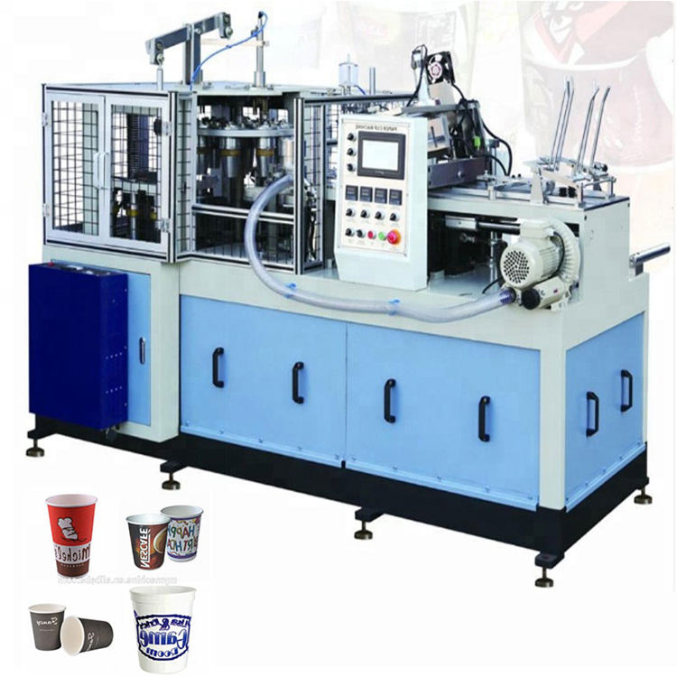6Kw High Speed Fully Automatic Paper Cup Machine