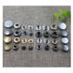 Factory custom spring metal brass Snap button for clothing