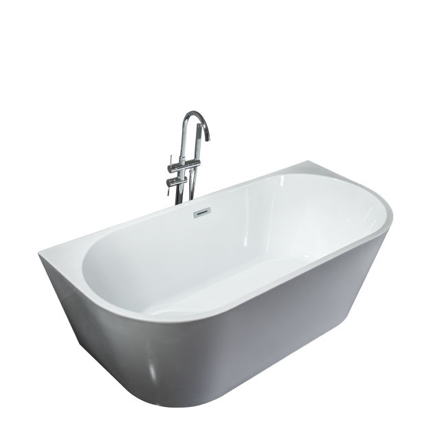 2020 factory directly hot sell hotel bathtub acrylic freestanding bathtubs