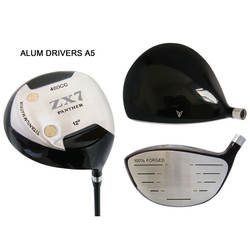 Manufacturers OEM ODM  China Manufacture Custom driver head golf Stainless steel DRIVER A5