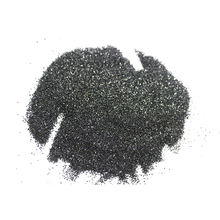 Abrasive materials grit of black silicon carbide for sand blasting steel grit