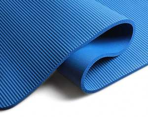 Fitness Nbr Yoga Mats With Straps And Bag Set Non Slip Strap Gym Mat Wholesale Cheap
