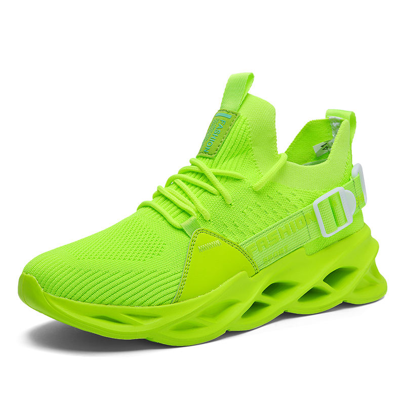 2020 New Style Unisex Cushion Sneakers Casual Mesh Breathable Sport Running Shoes Mens Womens Fashion Sneakers