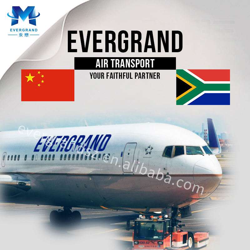 Reliable Air Freight Shipping Service From China to South Africa/Cape Town/Johannesburg