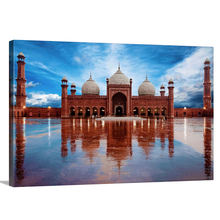 Muslim Giclee Prints Islamic Wall Art Mandara Canvas Painting Custom Wall Paintings Oil Painting for Living Room Wall Decoration