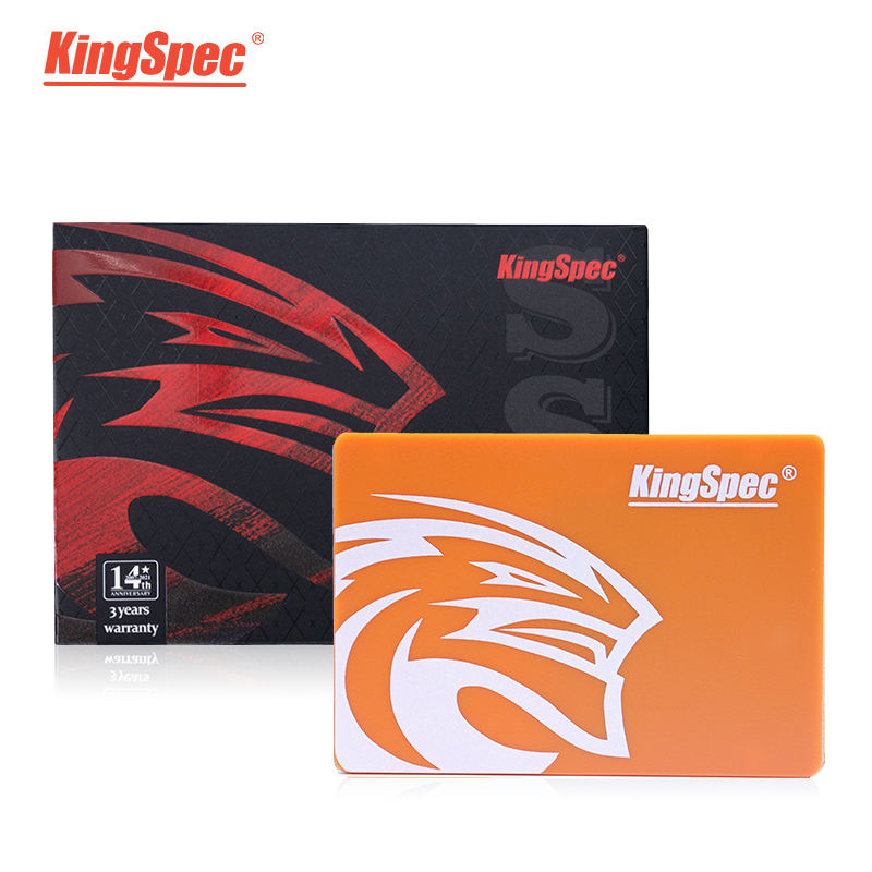"KingSpec 2.5 ""SATAIII 128GB 256GB 512GB SSD"