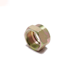 Pipe Fitting Hex Nut Tube Insert Pipe Thread Nut